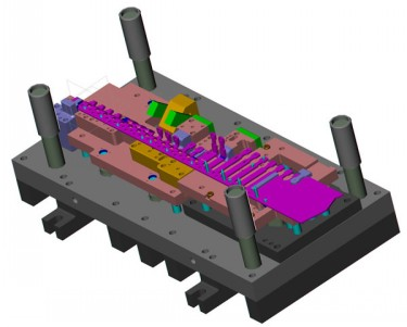 ZW3D CAD CAM Progresiv Sac Kalıp Tasarımı - Hybrid Modeling Built on its own OverdriveTM kernel, ZW3D enables engineers to work seamlessly and simultaneously with wire frame, solids and free-form A-class surfaces, parametrically capturing design intent to produce fully validated digital prototypes. Design vault tools manage engineering change, making collaborative and concurrent working a reality.